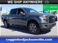 Certified 2016 Ford F-150 XLT Truck SuperCrew Cab Twin Turbo Regular Unleaded V-6 213 in Jacksonville FL