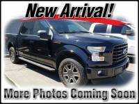 Certified 2016 Ford F-150 XLT Truck SuperCrew Cab Twin Turbo Regular Unleaded V-6 164 in Jacksonville FL