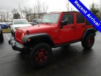 Used 2015 Jeep Wrangler Unlimited Sport SUV | Cincinnati