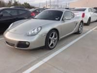 2011 Porsche Cayman Base Coupe near Houston