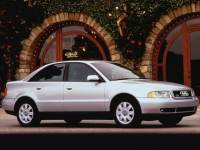 Used 2000 Audi A4 For Sale in Thorndale, PA | Near West Chester, Malvern, Coatesville, & Downingtown, PA | VIN: WAUDC68D4YA092008
