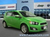 Used 2015 Chevrolet Sonic LT for sale in Fairfax, VA