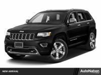 2016 Jeep Grand Cherokee Overland RWD