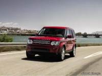 2013 Land Rover LR4 HSE LUX 4x4 HSE LUX SUV