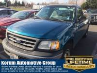 Used 2000 Ford F-150 Truck V8 EFI for Sale in Puyallup near Tacoma