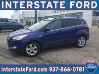 Used 2015 Ford Escape SE SUV EcoBoost I4 GTDi DOHC Turbocharged VCT in Miamisburg, OH