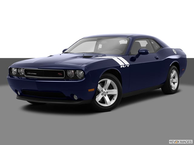 Photo Used 2014 Dodge Challenger SRT8 Core Coupe