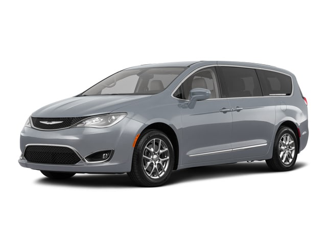 Photo Used 2018 Chrysler Pacifica Touring Plus in Marysville, WA