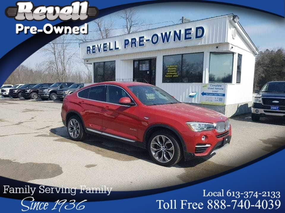 Photo 2015 BMW X4 xDrive 35i  Navigation  Service all up to date