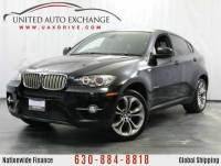 2012 BMW X6 4.4L V8 Engine AWD xDrive 50i w/ Navigation, Sunroof, Front and Rear Parking Aid with Rear View Camera