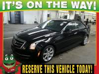 Used 2016 CADILLAC ATS 2.0L Turbo Luxury AWD - Moonroof - Navigation For Sale Near St. Louis