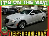 Used 2016 CADILLAC CTS 2.0L Turbo AWD - Moonroof - Heated/Cooled Leather For Sale Near St. Louis