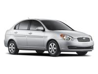 Pre-Owned 2009 Hyundai Accent AUTO GLS FWD Sedan
