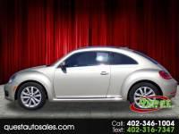 2013 Volkswagen Beetle Coupe 2dr Man 2.0L TDI w/Sun