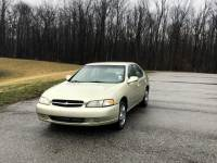 Pre-Owned 1999 Nissan Altima 4dr Sdn GXE Manual FWD 4dr Car