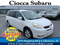 Used 2004 Toyota Sienna XLE For Sale in Allentown, PA