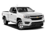Pre-Owned 2018 Chevrolet Colorado Work Truck RWD Truck Extended Cab