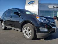 2017 Chevrolet Equinox LT1-2ND BENCH-FWD-BACKUP CAM-CHEVY MYLINK-REMOTE S SUV