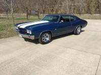 1970 Chevrolet Chevelle -BUILT 355-P/S AND P/B-12BOLT-VIDEO