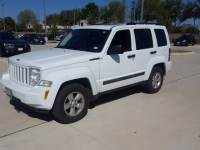 Used 2012 Jeep Liberty Sport For Sale Grapevine, TX