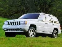 Used 1997 Jeep Grand Cherokee TSi in Salt Lake City