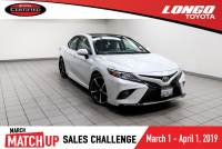 Used 2018 Toyota Camry XSE V6 Automatic in El Monte