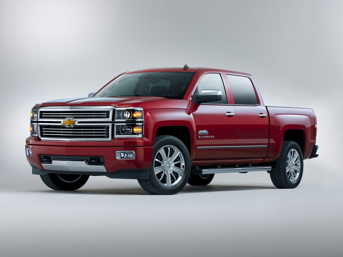 Photo Used 2014 Chevrolet Silverado 1500 High Country Truck For Sale Findlay, OH