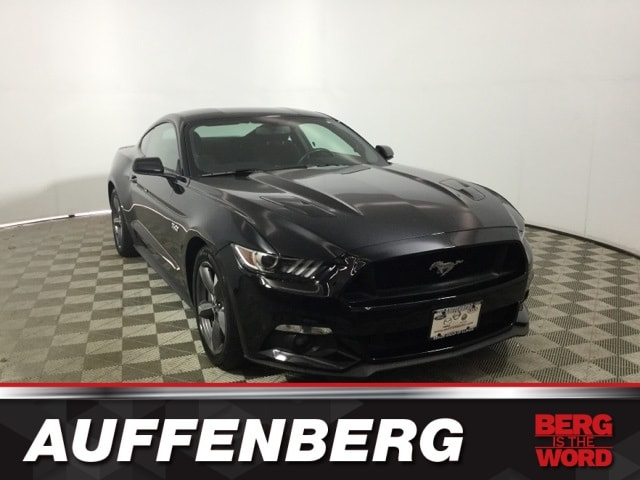 Photo Used 2016 Ford Mustang GT Coupe V8 Ti-VCT for sale in OFallon IL