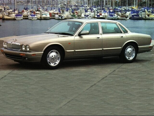 Photo 1996 Jaguar XJ6 Base Sedan