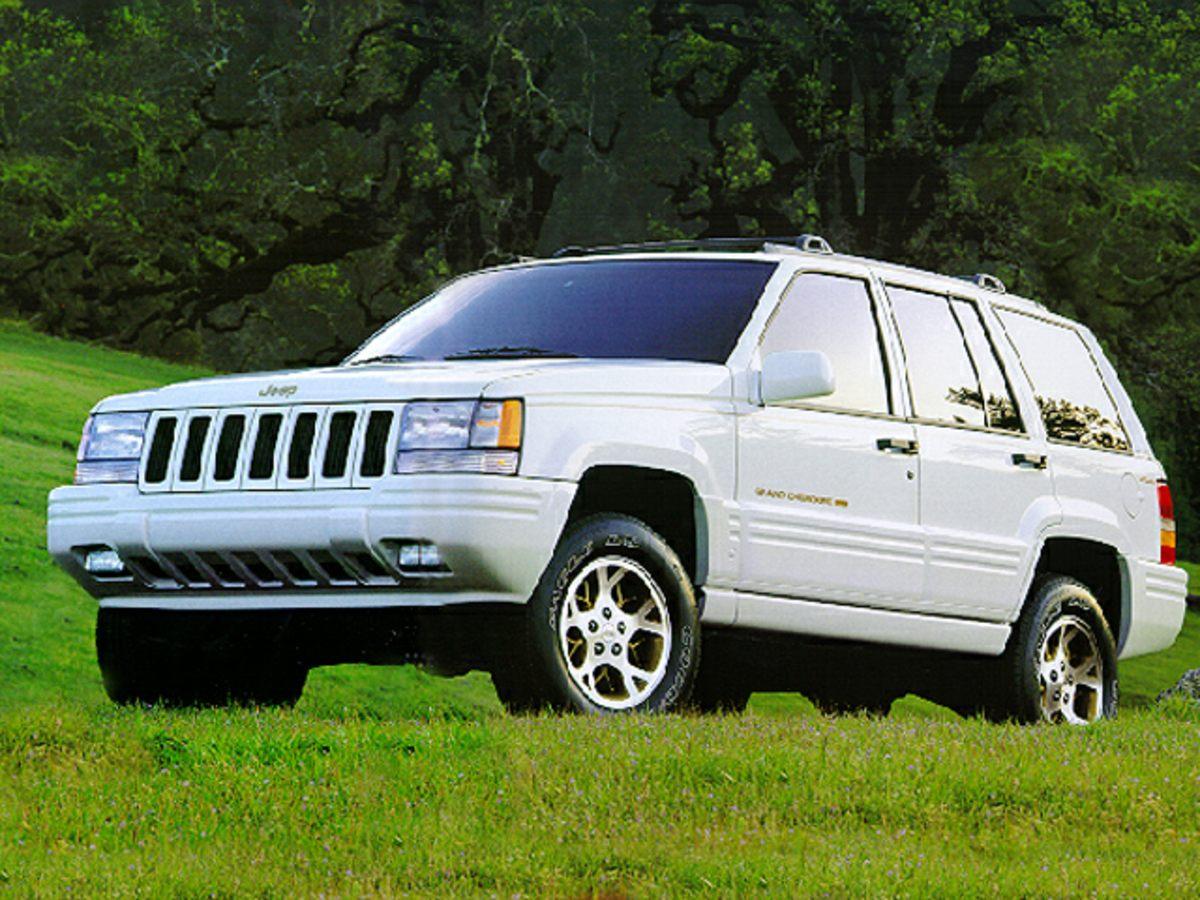 Photo Used 1997 Jeep Grand Cherokee TSi in Salt Lake City