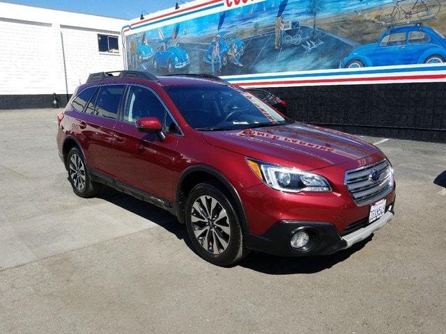 Photo 2016 Subaru Outback 2.5i Limited Long Beach, CA