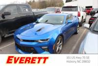 Pre-Owned 2017 Chevrolet Camaro 2SS RWD Coupe