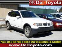 Used 2004 BMW X3 3.0i For Sale in Thorndale, PA | Near West Chester, Malvern, Coatesville, & Downingtown, PA | VIN: WBXPA93464WC32626