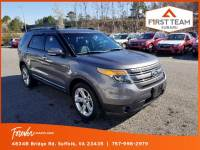 2013 Ford Explorer 4WD 4dr Limited in Suffolk, VA