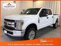 2018 Ford Super Duty F-250 SRW XLT 4WD Crew Cab 6.75 Box in Suffolk, VA