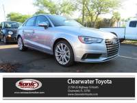 2016 Audi A3 1.8T Premium 4dr Sdn FWD Sedan in Clearwater