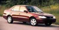 Pre-Owned 2000 Toyota Corolla 4dr Sdn CE Auto