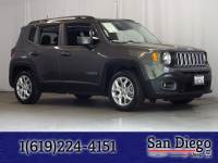 Certified 2017 Jeep Renegade Latitude FWD SUV in San Diego