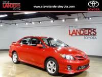 2012 Toyota Corolla S Sedan Automatic