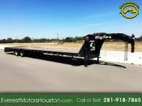 2016 Big Tex 22gn 35 Foot Car Hauler FlatBed Gooseneck Trailer 22GN-