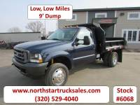 Used 2003 Ford F-450 Dump Truck