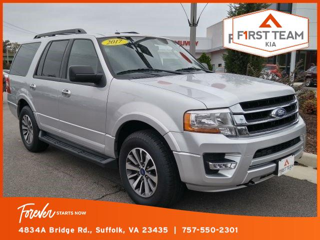 Photo 2017 Ford Expedition XLT 4x4 in Suffolk, VA