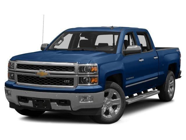 Photo 2015 Chevrolet Silverado 1500 CREW-SHORT-LS-4WD-GAS-BLUETOOTH-TOW PKG-1 OWNER Truck Crew Cab