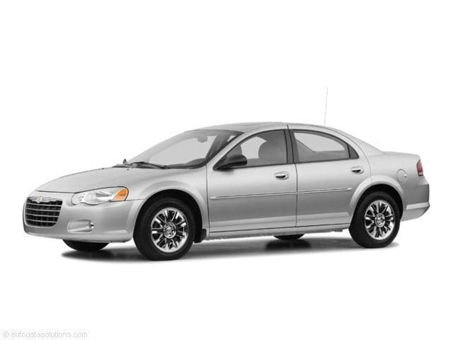 Photo Used 2004 Chrysler Sebring 2004.5 4dr Sdn in Ames, IA
