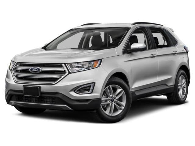 Photo Used 2017 Ford Edge SEL AWD For Sale in Oshkosh, WI
