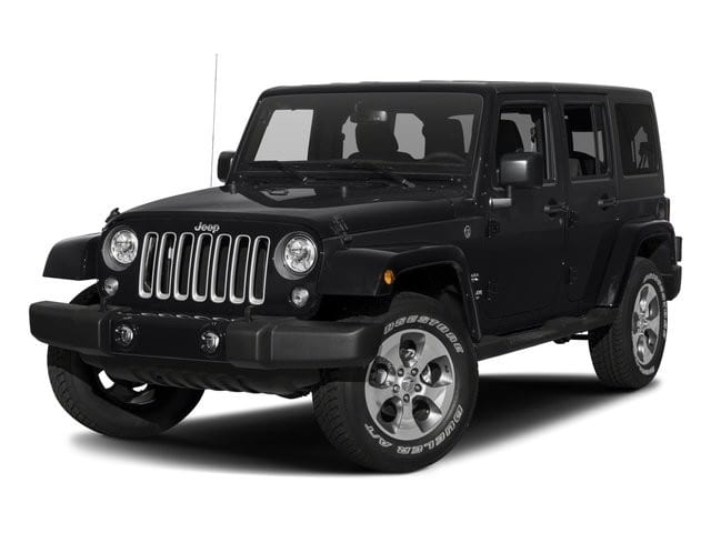 Photo Used 2018 Jeep Wrangler JK Unlimited Altitude SUV in Miami