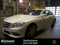 Pre-Owned 2013 Mercedes-Benz CL-Class CL 550 AWD 4MATIC®