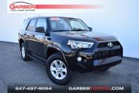 Certified Pre-Owned 2018 Toyota 4Runner SR5 4WD