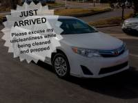 Pre-Owned 2014 Toyota Camry FWD 4dr Car