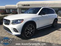 Pre-Owned 2017 Mercedes-Benz AMG GLC 43 4MATIC SUV in Greenville SC